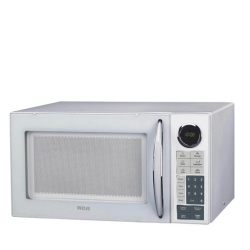 RCA, 0.9 cu ft Microwave, White