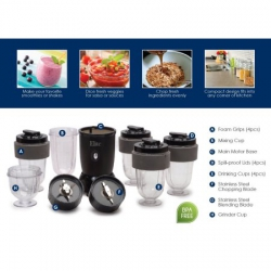 17-Piece Personal Drink Blender