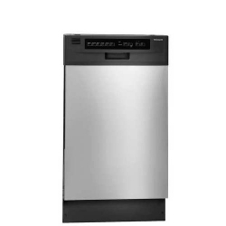 "Frigidaire FFBD1821M 18"" Built-In Dishwasher"