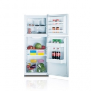Midea 9.9 cu ft Top Mount Freezer, White