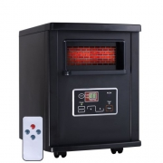 Portable Infrared Quartz Space Heater