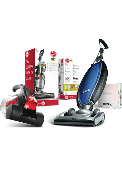 Choose the Best Vacuum for Your Lifestyle